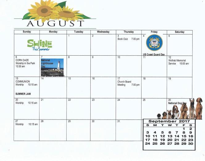 august web