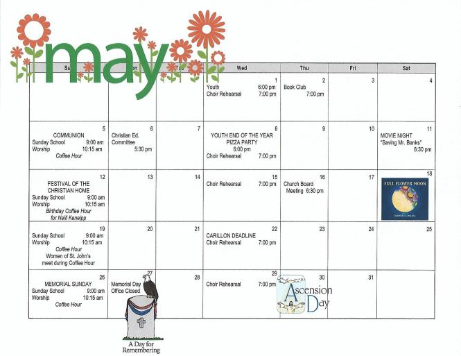 May for web